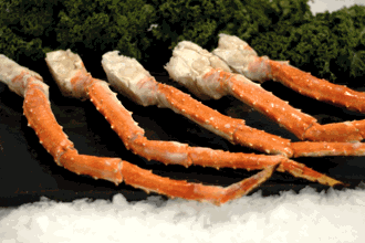 King Crab Legs Special
